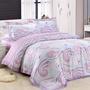 【Betrise秘密】頂級300支紗100%天絲TENCEL四件式兩用被床包組-加大