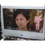 二手 HD-3701 37型彩色液晶電視 ##銀幕會一直閃爍## ##其餘正常## ##限基隆自取##