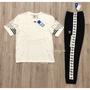 全新 adidas Original 三葉草 串標縮口褲  Logo T恤 DX4234/DU8536 公司貨