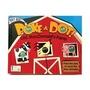 英國代購~innovativeKids Poke-A-Dot按按樂硬頁厚紙書-賣老爺農場