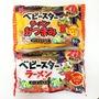 OYATSU 模範生 花生雞汁點心麵 6袋入 - 花生雞汁 / 柿種花生雞汁 / 辣味花生雞汁