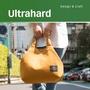 Ultrahard Masterpiece Map兩用托特包系列(土黃)