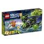 【宅媽科學玩具】LEGO樂高 72003 未來騎士Nexo Knights系列狂戰士轟炸機