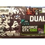 華碩ASUS DUAL GTX1060 O6G 二手 顯示卡
