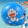 【正版授權兒童3/4罩安全帽 哆啦A夢 奔跑 04】Doraemon│小叮噹│3/4罩│抗UV鏡片│超萌│超夯