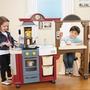 僅宅配 ICareU嚴選【美國Little Tikes】美廚餐廳 增加親子互動兒童發展玩具 需自備3個AA電池