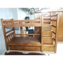 實木上下舖床組 一格二手家具 臥房家具 懷舊時尚