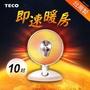 TECO東元 10吋碳素電暖器 YN1012AB 電暖爐 台灣製造