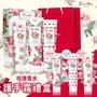 韓國 EVAS 玫瑰香水護手霜禮盒 3條入