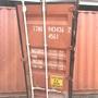 貨櫃門 貨櫃 工業風 櫃門 大門 門 工業門 貨櫃大門 鐵門 滑門