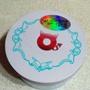 Ora 歐拉 藍芽耳機 藍邊 I9 圓盒 藍歐拉~限時優惠