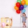 氣球專用DIY量球箱 12寸 木質