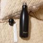 泰國 星巴克 全新正品 SWELL 限定版 500ML 不鏽鋼 保溫瓶 保溫杯 保冰 黑色水瓶