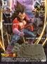 日版金證 七龍珠Z 爆裂激戰 超級賽亞人4 達爾 貝吉塔 超四 超4 公仔 DRAGONBALL Z DOKKAN BATTLE 4TH ANNIVERSARY FIGURE