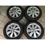 豐田 4孔100 YARIS原廠 新款15吋鋁圈含輪胎 VIOS TERCEL CORONA COROLLA