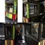 二手木製造型攤車