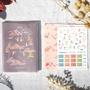 【獨家套組】歐蕾可可山│2020小狐狸手帳+A5資料夾組 歐蕾可可山