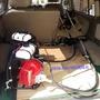 出租割草機 一天500 大馬力43cc軟管背負式割草機