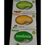 限時優惠*Medimix 美黛詩印度翡翠全效神皂/帆船logo印度神皂/原廠正貨/淺綠,橘色,深綠色,藏紅花