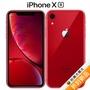 Apple iPhone XR 128G (紅)【拆封新品】(贈犀牛盾邊框透殼+原廠充電線)