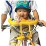 寶寶加厚電動車座椅快拆前座後座兒童安全自行車兒童安全座椅#雜貨