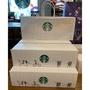 星巴克 咖啡捲心酥週年貨櫃禮盒,週年蛋捲貨櫃禮盒