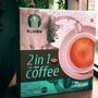 台灣東山二合一即溶咖啡