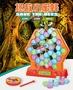 小蜜蜂方塊 拯救蜜蜂 積木遊戲 親子互動 桌面遊戲 益智桌遊 玩具【塔克】