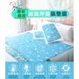 驅蚊防疫-冰涼冷凝床墊組(含床墊*1+萬用墊*2)