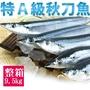整箱9.5kg優惠!南海豐【特A級秋刀魚】肉質肥嫩鮮美富油脂,美食團購首選