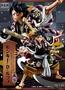 ◆時光殺手玩具館◆ 已結束預購 預定到貨日2018年2月 公仔 Megahouse 限定 POP 海賊王 航海王 蒙其 D 魯夫 歌舞伎 Ver. (再販)  (106/10/19日21:00結單) ★超商及黑貓取貨付款免訂金★