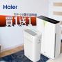 Haier海爾 10-20坪 醛效抗敏大H空氣清淨機 AP450 送小H