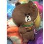 讚讚小舖全新熊大娃娃熊大玩偶小熊娃娃全長56公分