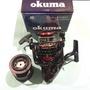 ❖天磯釣具❖ 台灣 寶熊OKUMA Ceymer C3000 雙線杯 紡車捲線器 7+1培林 免運特惠中!