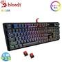 【A4 Bloody】2代光軸RGB機械式鍵盤 B820R-光紅軸(贈 編程控健寶典)