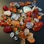 墨西哥火蛋白石 蛋白石(opal) 裸石寶石
