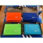 NIKE BASIC 三折式 錢包 零錢包 短夾 皮夾 NIA08068NS 黑色 藍色 橘紅 草綠