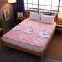 ☞◄法萊絨床墊子雙人1.5米加厚防滑保暖1.8榻榻米學生宿舍單人床褥子
