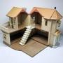 【日本帶回】 Sylvanian Families 大型 森林家族 紅色屋頂小屋 森林小屋 紅屋頂  (H
