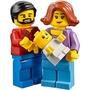 LEGO 樂高 60134 爸爸+媽媽+嬰兒 共三隻 單人偶 全新品 ,城市公園 FUN PARK