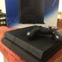 《肉腳蛋 PS4遊戲主機》CUH-1207型 500GB極致黑遊戲主機
