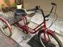 二手三輪腳踏車載貨車24吋