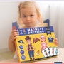 現貨《童玩繪本樂》Mideer 磁性拼圖 磁性拼拼樂 人體拼圖 七巧板拼圖 桌遊 益智遊戲 聖誕禮物 交換禮物