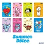 BT21《Summer Dolce》一卡通