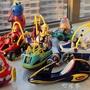 遙控車玩具男孩電動遙控汽車兒童玩具車寶寶遙控賽車飛機推土機
