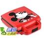[美國直購] Disney 迪士尼 米奇 米老鼠造型鬆餅機 DCM-41 Classic Mickey Waffle Stick Maker, Red
