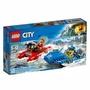 【 樂高積木 LEGO 】《 LT60176 》City 城市系列 - 急流大逃亡