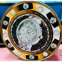 娃娃機專用圓鐵盒:璀璨之星 ;與美好2055 2088 小海螺一樣大
