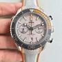 歐米茄 Omega Seamaster 600米 海洋宇宙五針計時灰面膠帶 男式機械腕表 A9900機芯