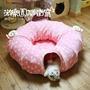 ++隧道玩具vs床墊二合一++半月型/圓型綿羊/貓咪造型可摺疊式隧道-小樂寵